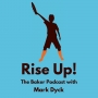 Artwork for Rise Up #38: The PopupCast.  Thoughts about sunk costs and stealing like an artist