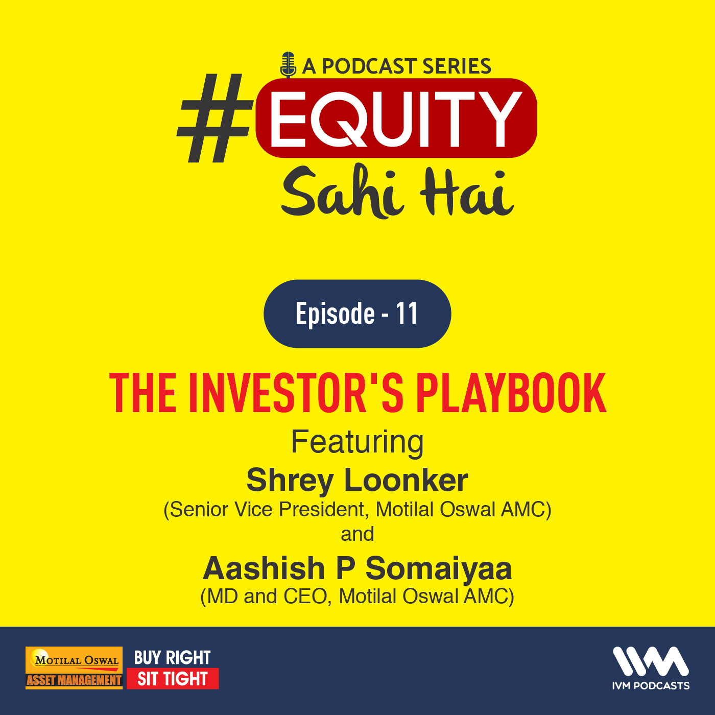 Ep. 11: The Investor's Playbook