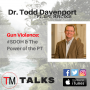 Artwork for Gun Violence & Social Determinants of Health with Todd Davenport, PT, DPT, MPH, OCS