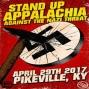 Artwork for Eastern KY Antifa on resisting the TWP plus antifascist metal!