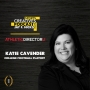 Artwork for Sports Creatives Podcast: College Football Playoff's Katie Cavender