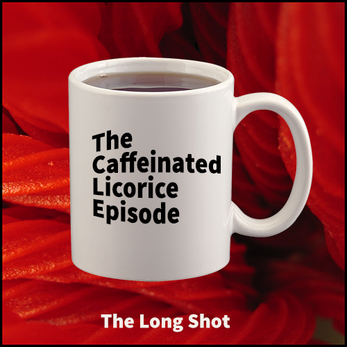 Episode #911: The Caffeinated Licorice Episode featuring Paul Mecurio