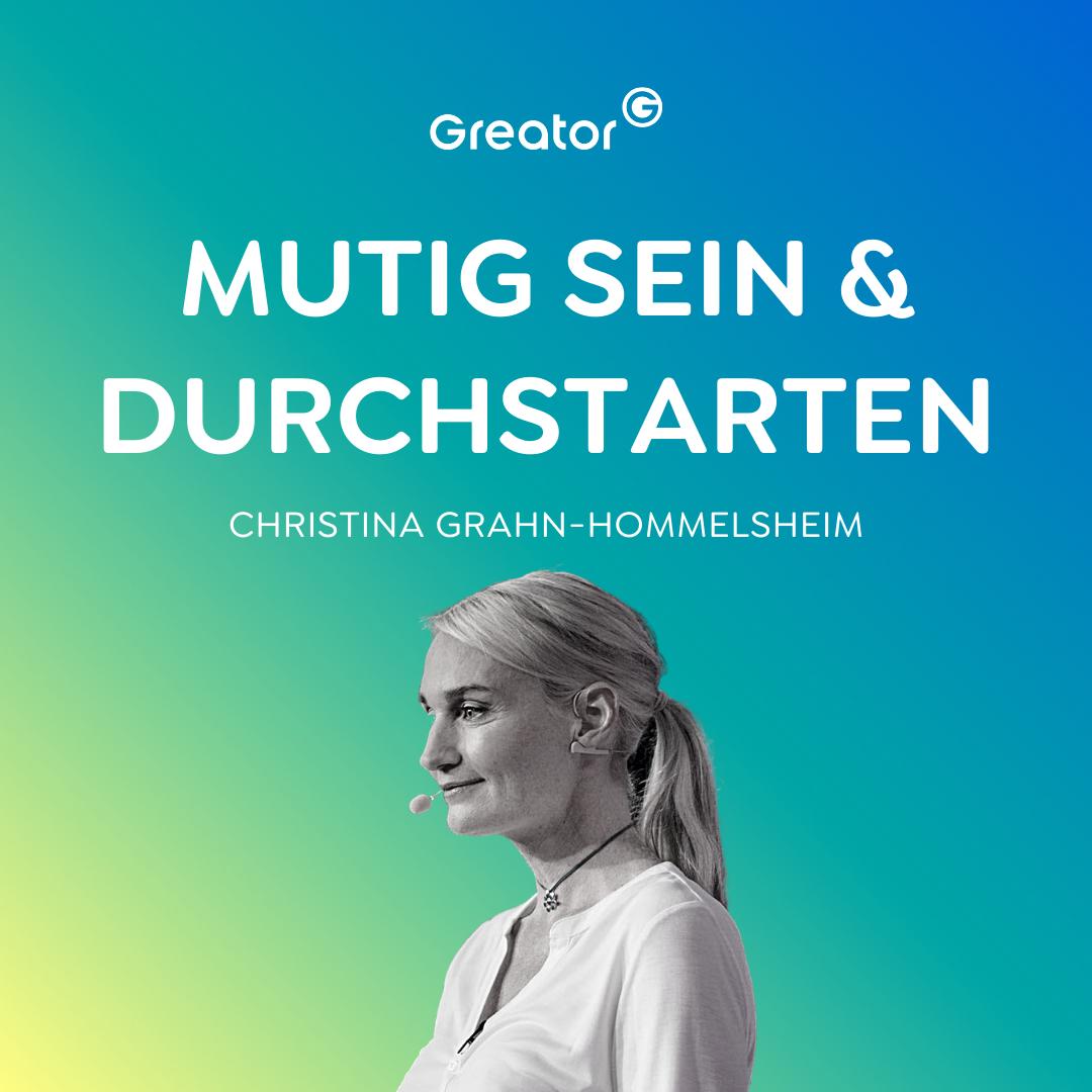 Glaubenssätze auflösen: So erreichst du ohne Angst deine Visionen // Chistina Grahn-Hommelsheim