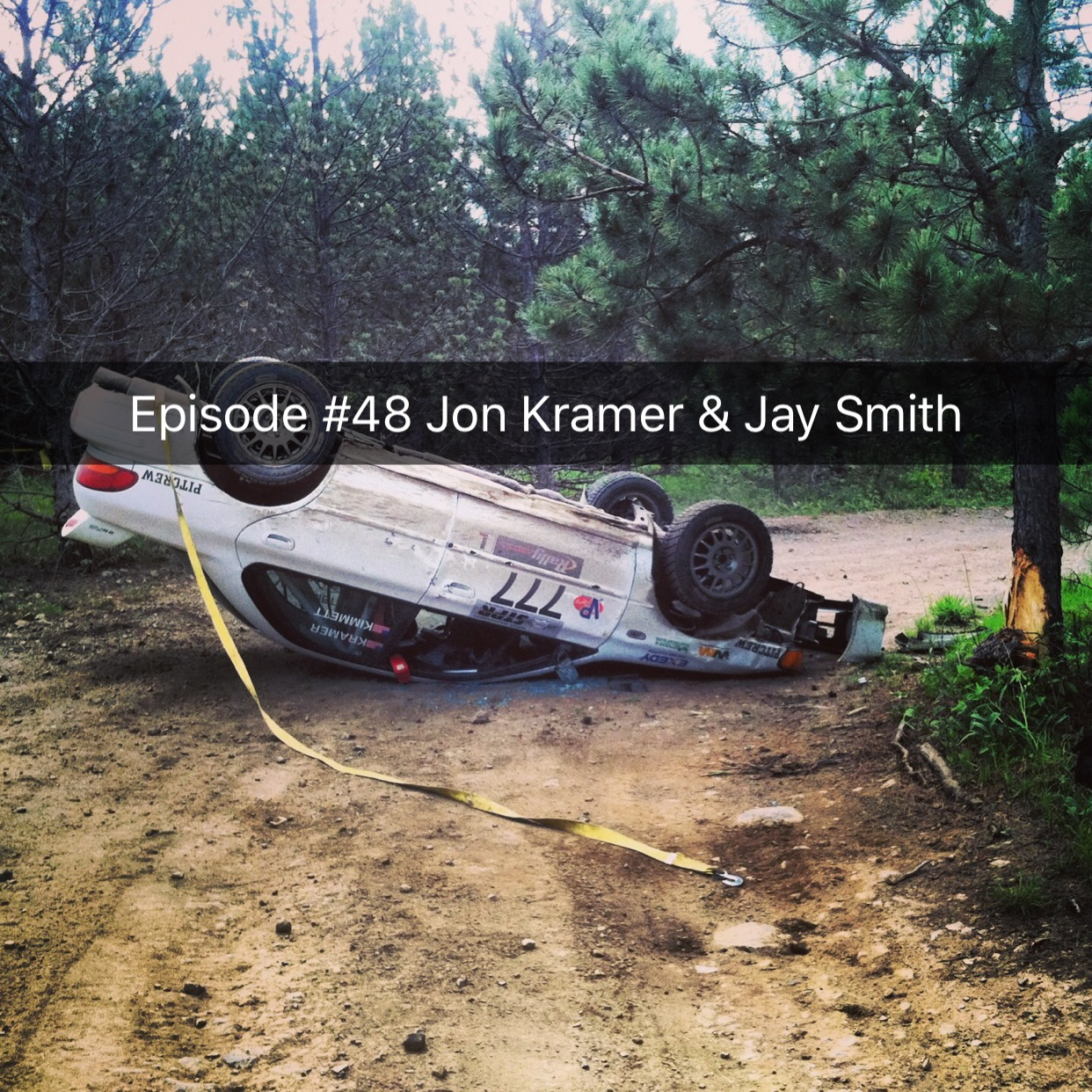 Jon Kramer & Jason Smith | Heavy Metal Motorsports | Rally | The Art of The Flick | Co-Driving | Board Tuning | Expert Class