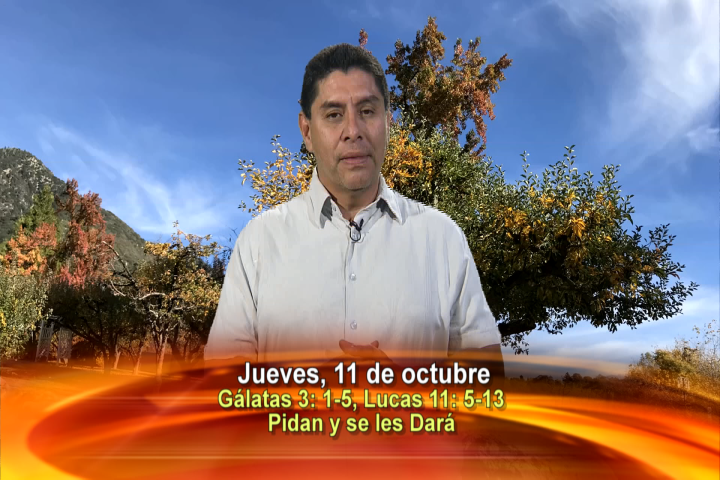 """Artwork for Dios te Habla con Dn. Alfredo Vargas;  Tema el hoy: """"Pidan y se les dará"""""""