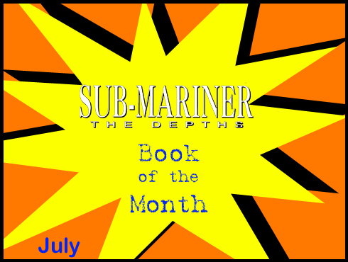 Cammy's Comic Corner - Book Of The Month - Sub-Mariner: The Depths