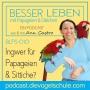 Artwork for BLPS-010 Schadet Ingwer deinem Papagei oder Sittich?