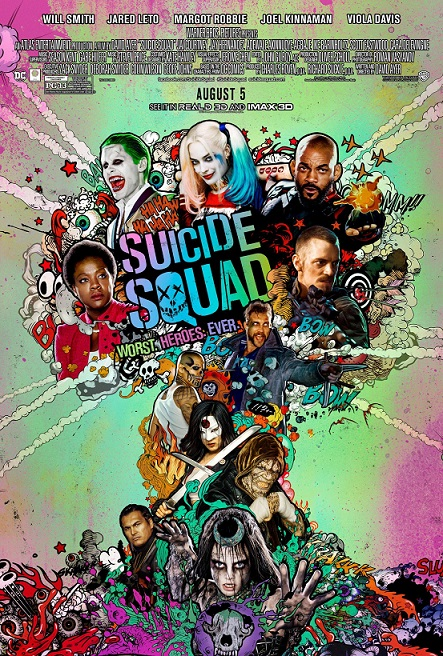 Episode 23: Suicide Squad Review