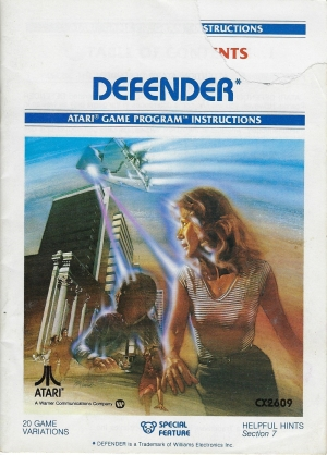 EPISODE 36: DEFENDER