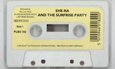 When the Music Stops: She-Ra and the Surprise Party
