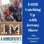 Artwork for E038- Catching up with Jeremy Sherr