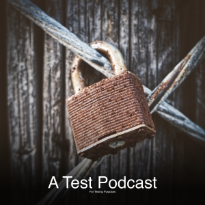 Story Reading, A Test Podcast