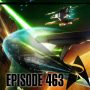 Artwork for 463 - Crypto Space Commander | Priority One: A Roddenberry Star Trek Podcast