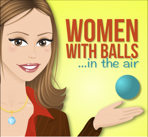 Women With Balls...In the Air with Casey DeStefano