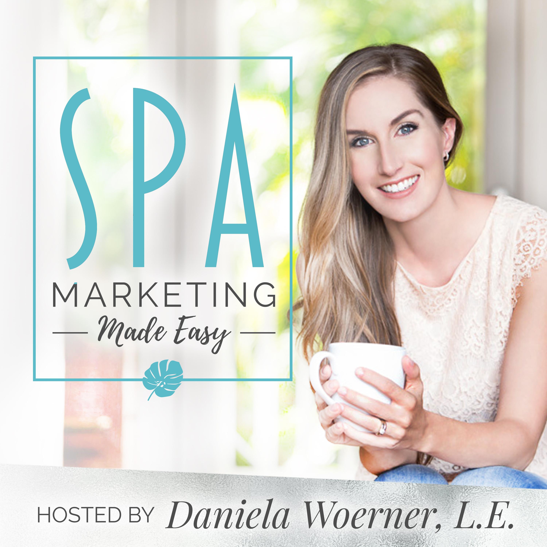 Spa Marketing Made Easy Podcast show art