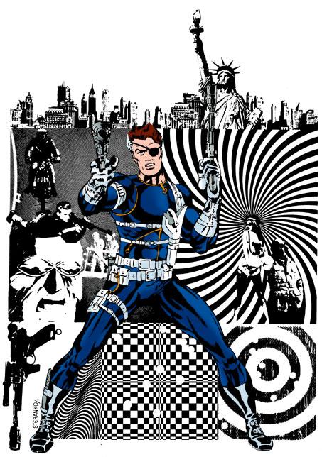 Comics on Infinite Earths-Nick Fury: Agent of S.H.I.E.L.D.