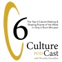 Artwork for C6 Culture Cast with Ricardo Gonzalez • Show 7 • 4/21/2019 - 4/27/2019