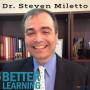 Artwork for Dr. Steven Miletto: Teaching Learning Leading K12