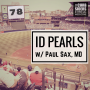 Artwork for #78: ID Pearls with Paul Sax MD