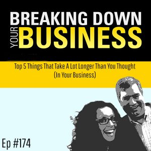 Top 5 Things That Take A Lot Longer Than You Thought (In Your Business) w/ Ty Crandall
