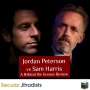 Artwork for EP57: Jordan Peterson vs. Sam Harris: A Behind the Scenes Review