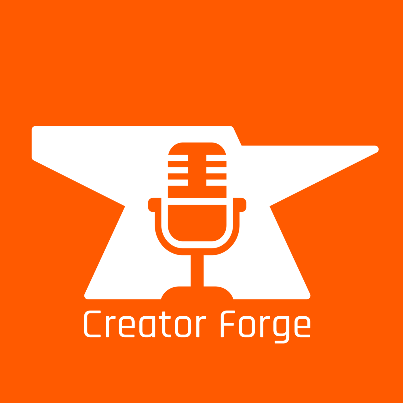 Creator Forge Podcast show art