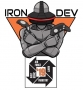 Artwork for The Iron Dev Hackathon at I/ITSEC