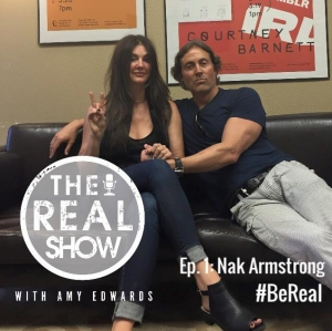 Episode 1: Keeping it Real with Nak Armstrong