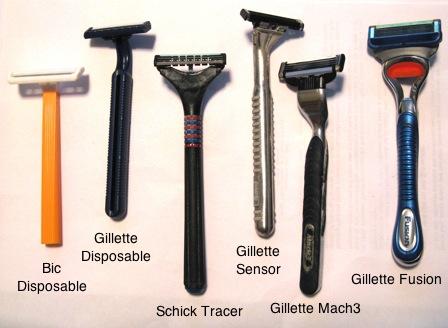 DC48 Shaving Razor Critiques