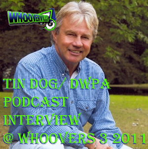 TDP 213: Frazer Hines DWPA  interview podcast whoovers 3 - 2011