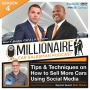Artwork for EP 4:4 Tips and Techniques on How to Sell More Cars Using Social Media