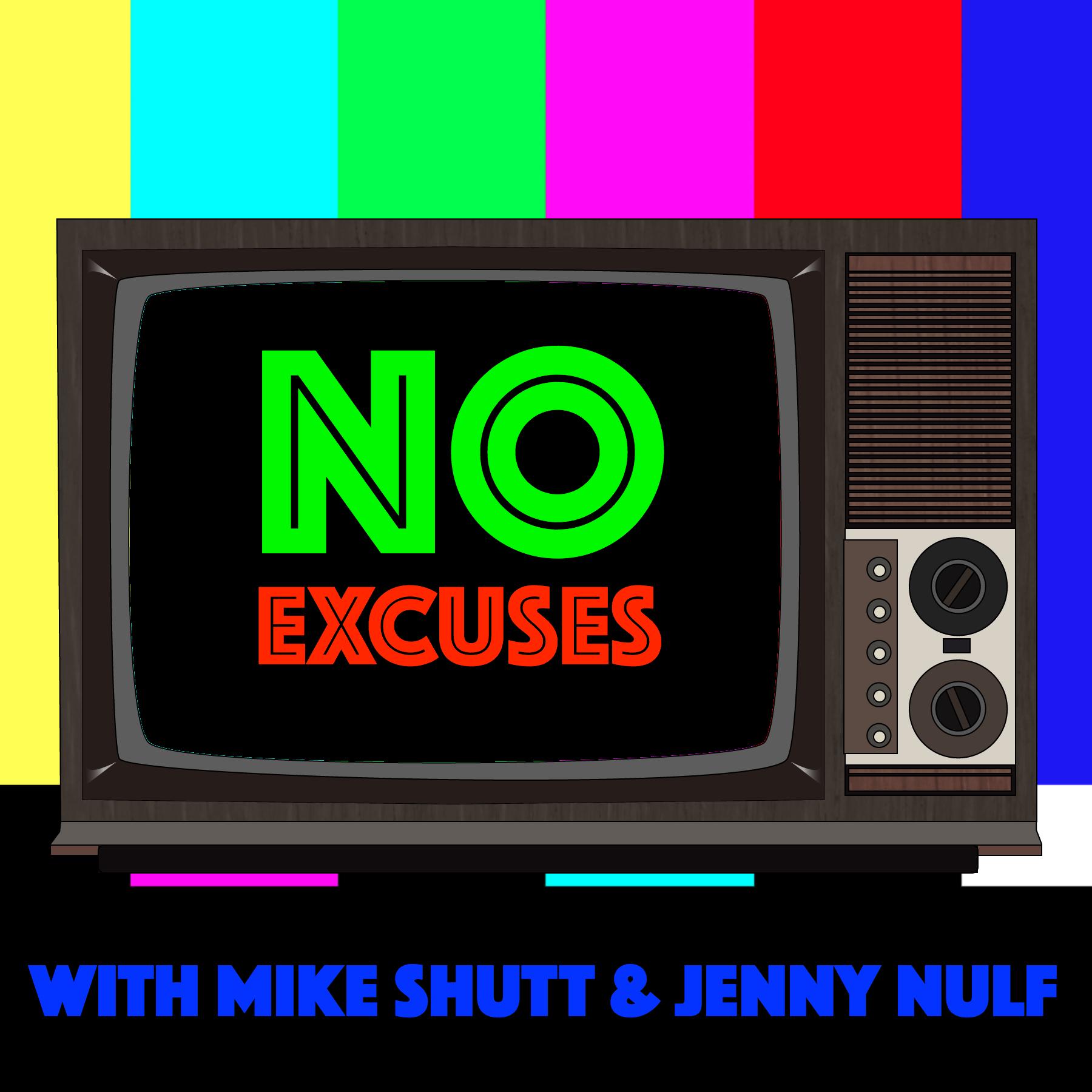 No Excuses show art
