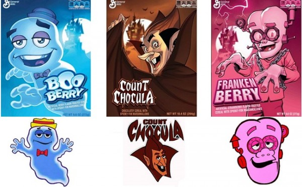Episode 83, Oct 1st 2014 - Be Flippin' Immodest, or I Love Monster Cereals