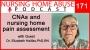 Artwork for 171- Certified nursing assistants and nursing home assessments
