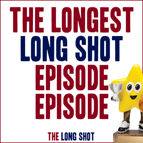 Episode #628: The Longest Long Shot Episode Episode featuring Joe Wagner