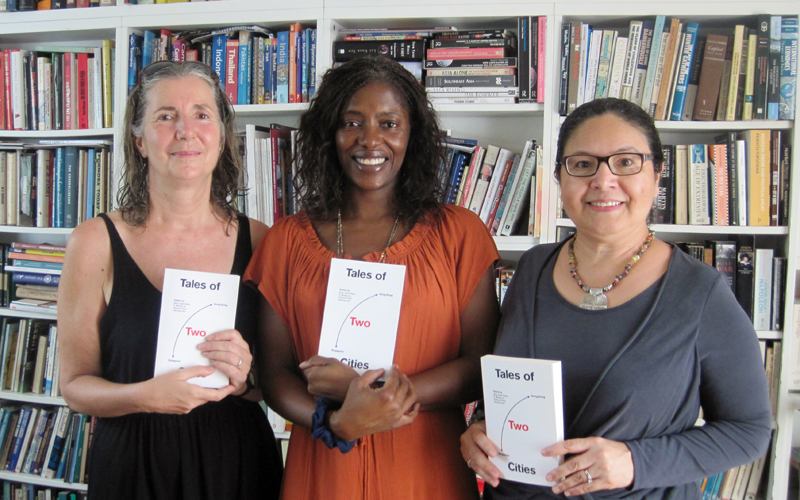 Irena, Shola and Lucia