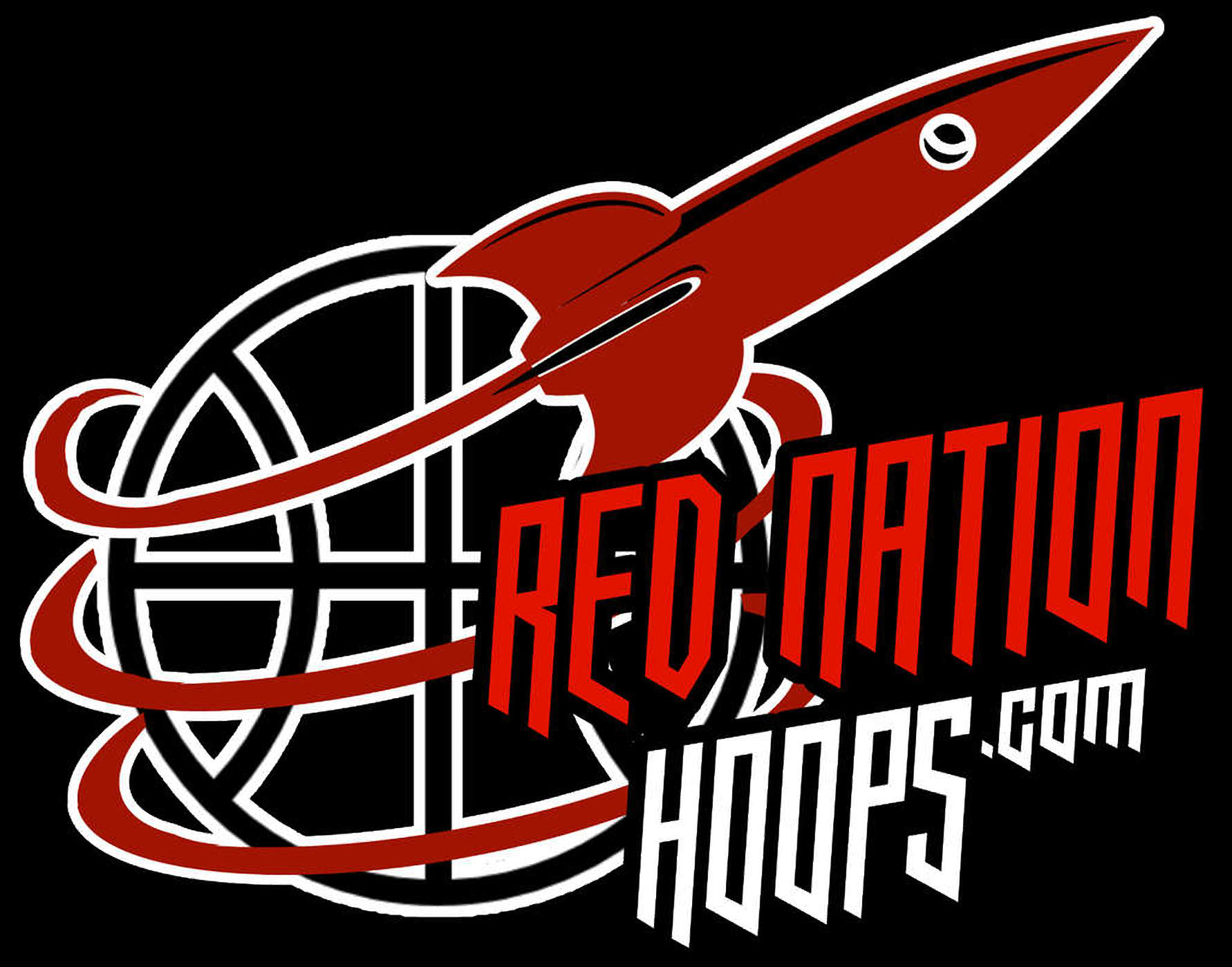 Red Nation Hoops show art