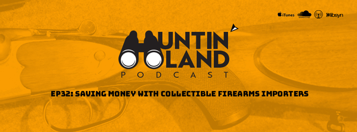Huntin Land talks with George Inge of T&G German Gun Imports