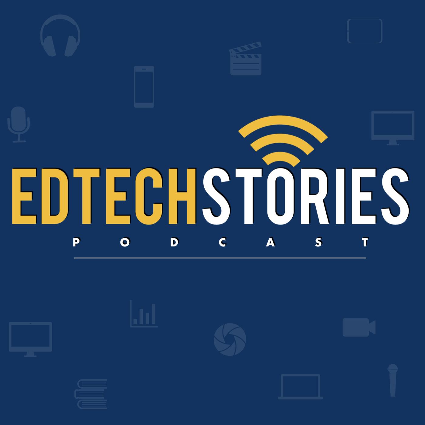 EdTech Stories show art