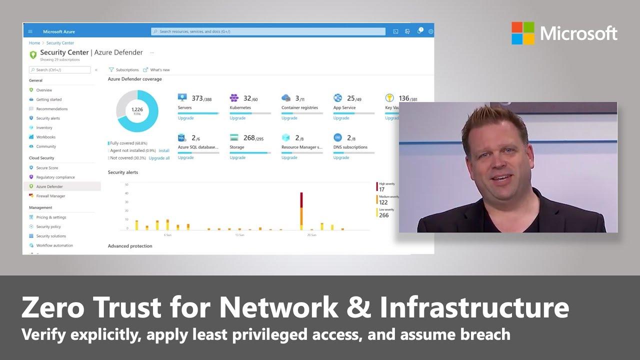 Artwork for Zero Trust for Network & Infrastructure - Essentials Series - Episode 4