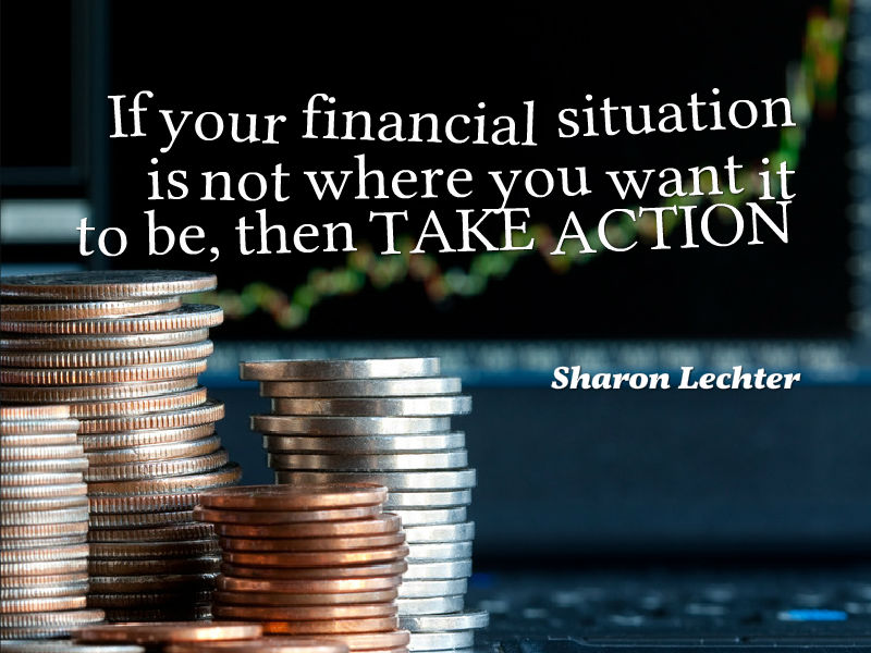 """What the Rich Know About Money"" with Sharon Lechter"