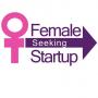 Artwork for Female Seeking Startup Feat. Kango CEO Sara Scheer; Global Tech Winner; Biggest Networking Mistakes