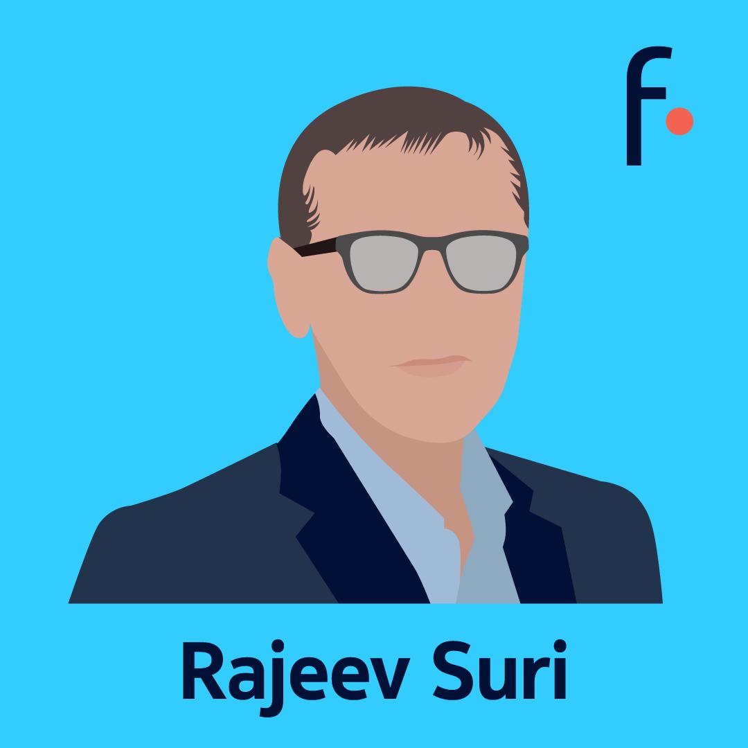 Accelerating Industry 4.0 with Nokia CEO Rajeev Suri