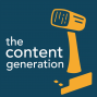 Artwork for The Content Generation Podcast Introduction