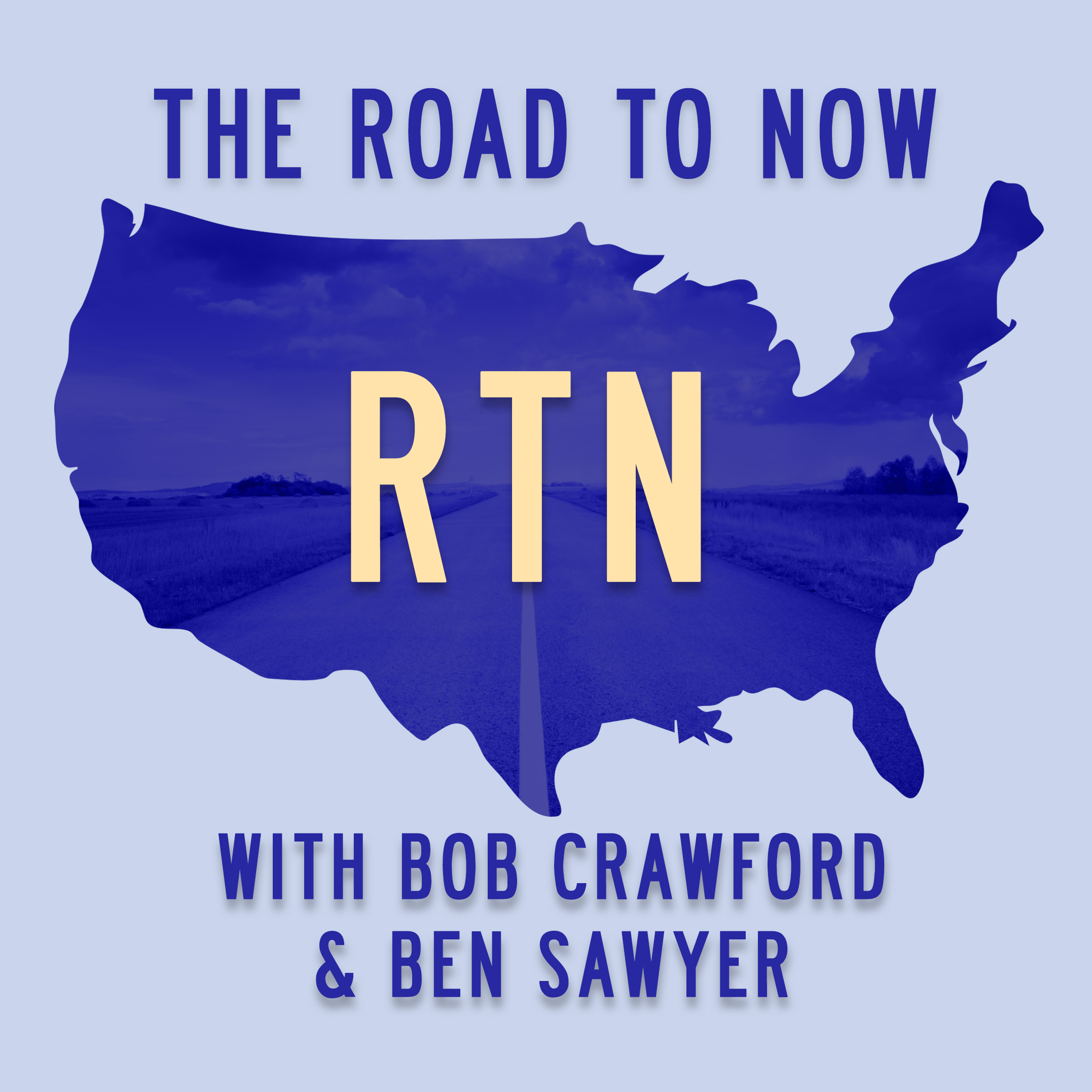 The Road to Now show art