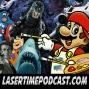 Artwork for Pop Culture Through a Nintendo Lense - Laser Time #398