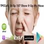 Artwork for TPCCafe S6 Ep 187 Shove It Up My Nose