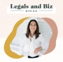 Artwork for 1. Welcome to Legals and Biz with Riz