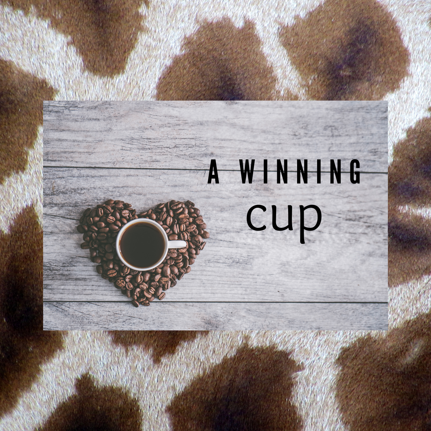 A Winning Cup podcast show image
