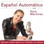 Artwork for 001- Para aprender español no importa el lugar donde estás sino el método que usas.mp3